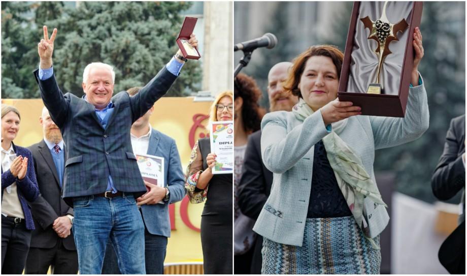 De Ziua Națională a Vinului, profesioniștii din domeniu au fost răsplătiți cu medalii. Vezi lista învingătorilor