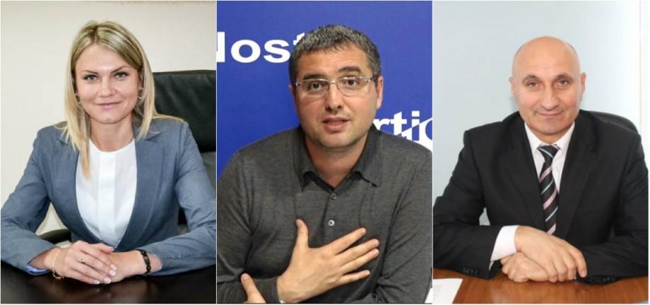 (foto) Cine sunt primarii care au câștigat a doua oară consecutiv fotoliul de primar în orașele din Moldova
