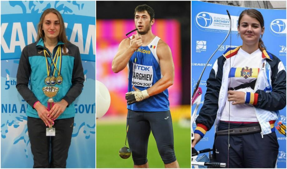 Lotul olimpic al Moldovei a primit invitația oficială la Jocurile Olimpice. Cine sunt cei șapte reprezentanți ai țării