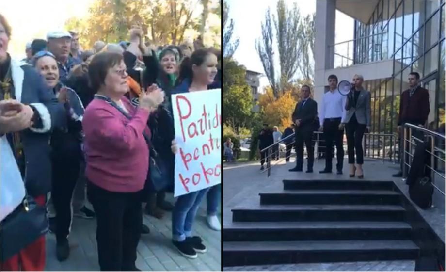 (video) Curtea de Apel a respins cererea procurorilor în cazul Marinei Tauber. Deputata poate face în continuare campanie electorală