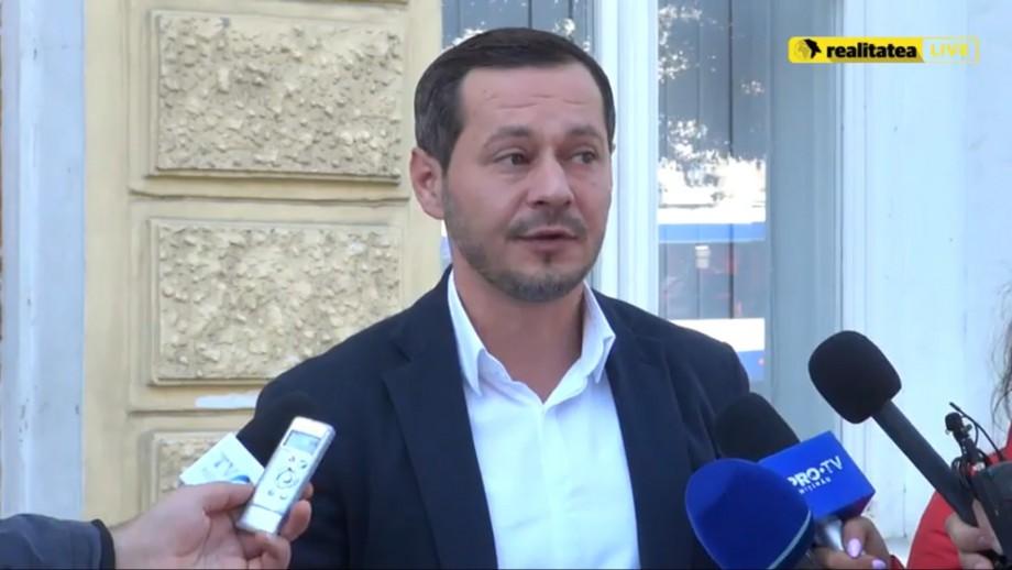 """(video) """"Ați fost învinși de propriul sistem."""" Reacția lui Ruslan Codreanu la decizia de ieri a CSJ privind excluderea lui din cursa electorală"""