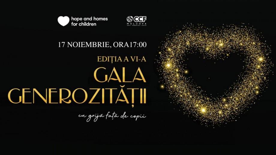 (video) Gala Generozității 2019. Cine sunt artiștii care vor cânta la eveniment