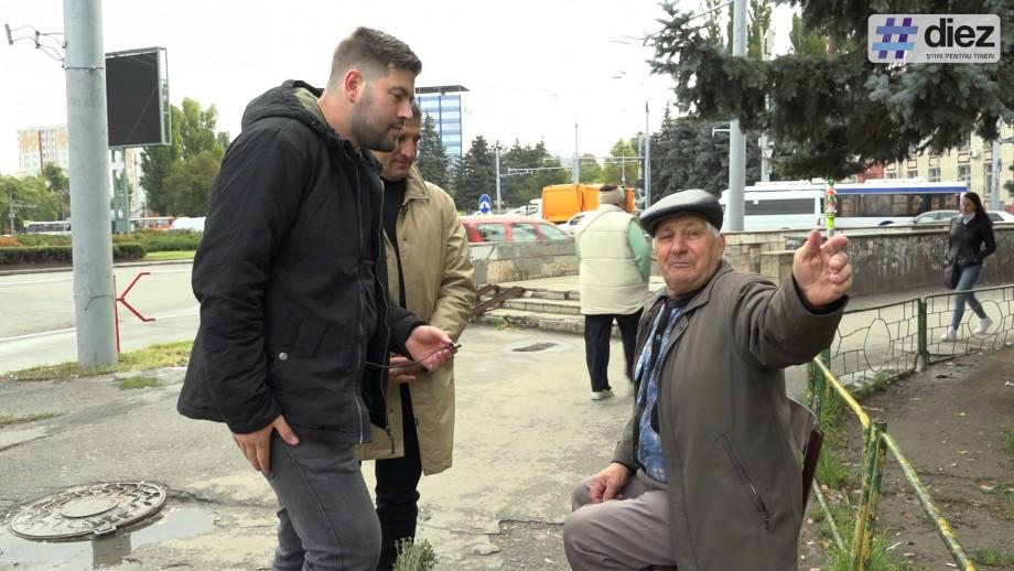 (video) #Mergem la Primărie cu Vlad Țurcanu. Din troleibuz, despre problemele capitalei