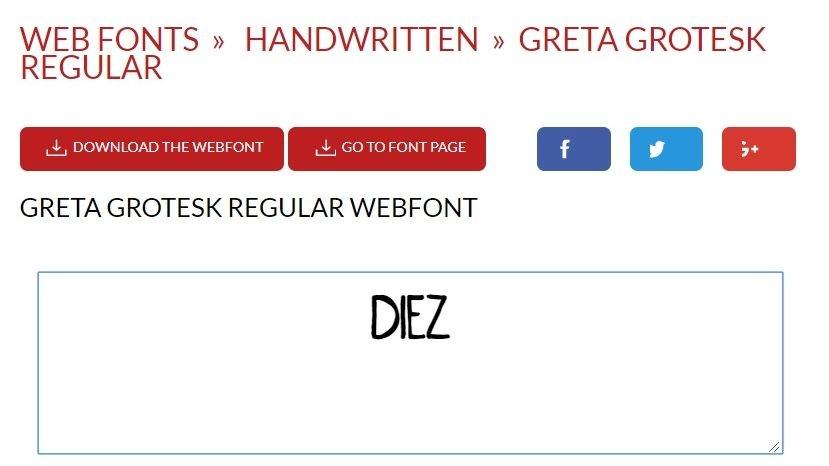 (foto) Un designer a creat un nou font care emite scrisul de mână al activistei Greta Thunberg