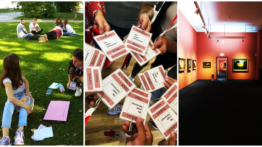 (foto) Opt motive pentru care e bine să participi măcar o dată în viață într-un schimb internațional