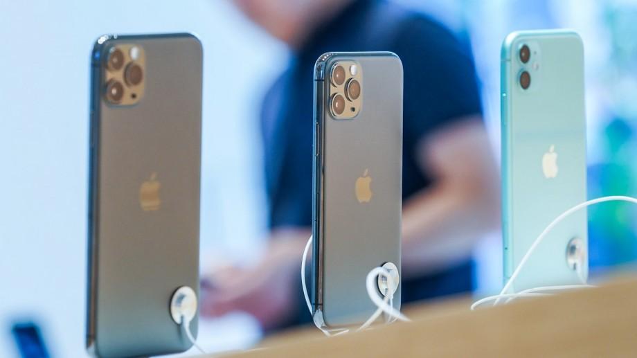 Top 10 cele mai puternice dispozitive pe sistem de operare iOS din lume în luna octombrie, 2019. iPhone 11 doar pe a treia poziție
