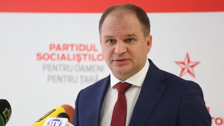 (video live) Primele declarații ale lui Ion Ceban după închiderea secțiilor de votare