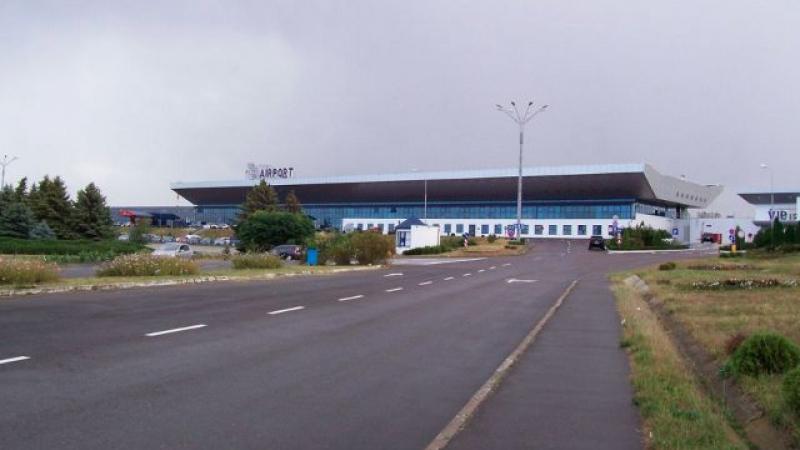 Incident grav pe Aeroportul Internațional Chișinău. Pista nu a fost eliberată pentru decolarea avionului