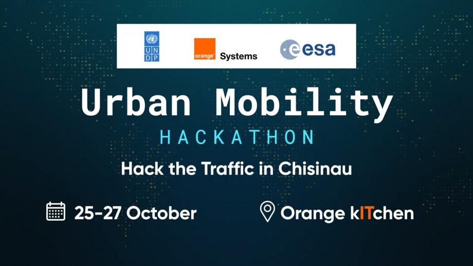 De ce să participi la Urban Mobility Hackathon?