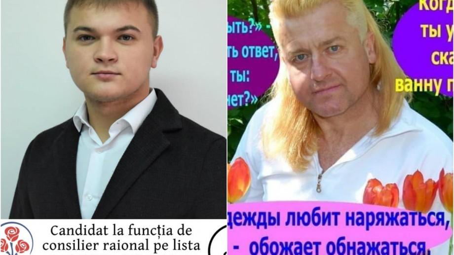 (video) Două legende ale Internetului moldovenesc, care au ajuns să candideze la alegerile locale din 20 octombrie