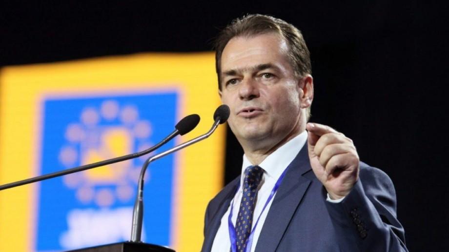 Klaus Iohannis l-a desemnat pe Ludovic Orban în funcţia de prim-ministru