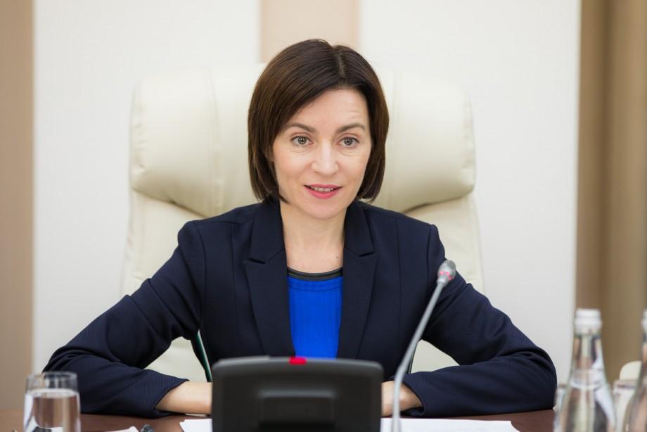 """(video) Maia Sandu după rezultatele alegerilor locale generale: """"Cea mai mare victorie în aceste alegeri este că au fost libere"""""""