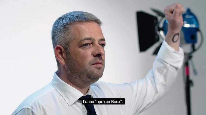 """(video) Dumitru Țîra: """"Candidații ne tratează de parcă am fi toți pacienți la spitalul de nebuni"""""""