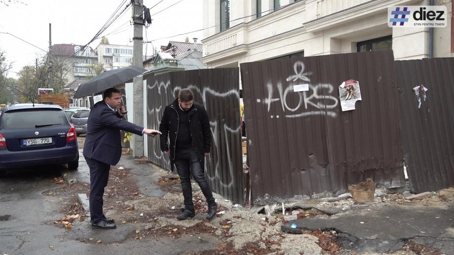 (video) Mergem la Primărie cu Andrei Năstase. De la Gaudeamus, cu troleibuzul, spre oficiul primarului