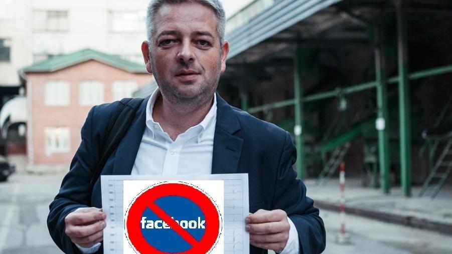 Motivul pentru care un candidat la funcția de primar al Chișinăului n-are cont pe Facebook