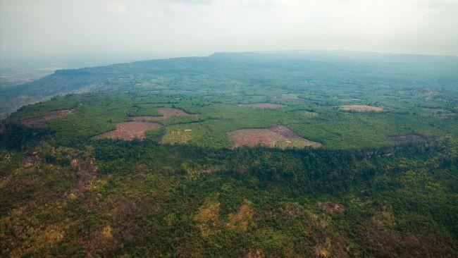 Existenţa vechiului oraş Mahendraparvata, menţionat în numeroase izvoare istorice, a fost în sfârșit confirmat de arheologi