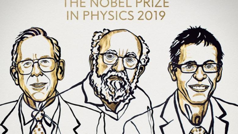 A fost acordat Premiul Nobel pentru Fizică. Au fost recompensați savanții care au contribuit la înțelegerea Universului
