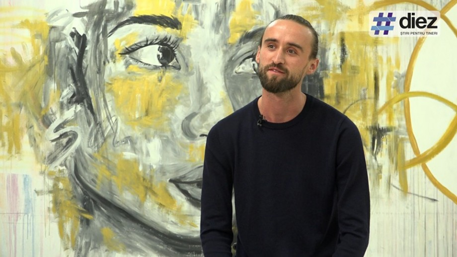 (video) Radu Dumbravă vorbește #FărăTolk. Despre copilăria la țară, când a dansat ultima dată și ce ar schimba în Chișinău