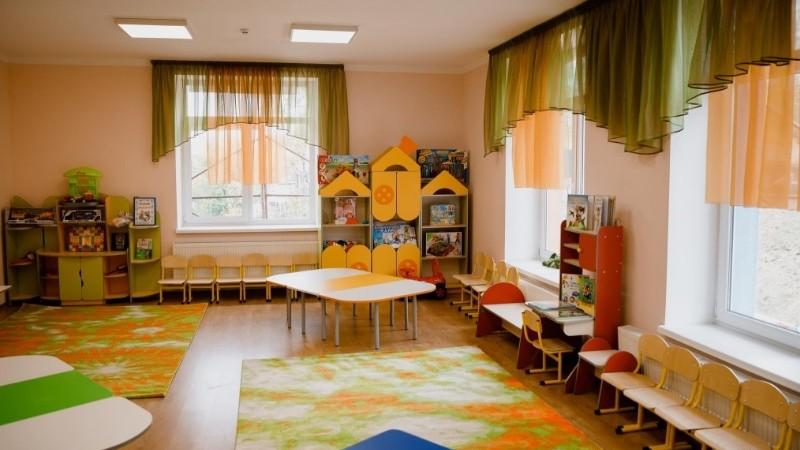(foto) Premieră pentru Moldova: La Orhei a fost deschisă o grădiniță cu bazin și cameră salină