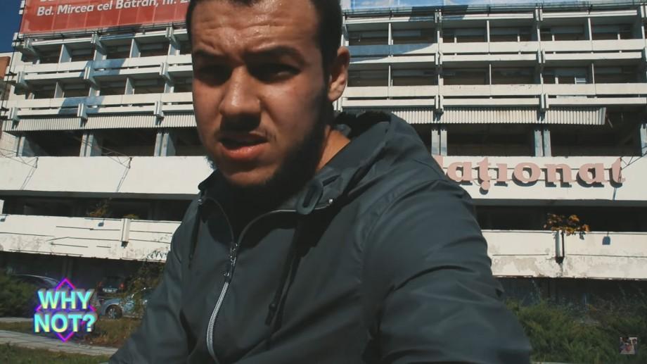 (video) Un vlogger din Anglia a vizitat Chișinăul. Ce (nu) l-a impresionat în capitală
