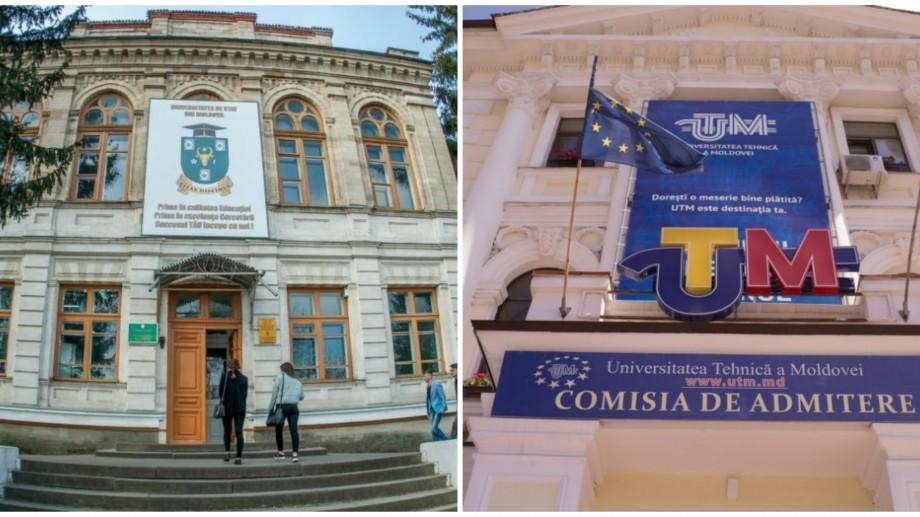 Două universități din Moldova au fost incluse în topul celor mai bune universități din Europa și Asia Centrală
