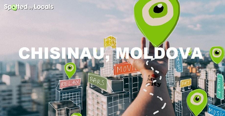 Spotted by Locals a lansat ghidul pentru Chișinău: Ce diamante ascunse au găsit aceștia