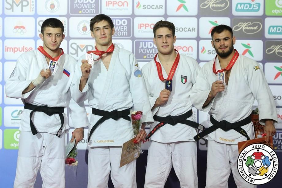 Moldoveanul Victor Sterpu a cucerit bronzul la Campionatul Mondialul de tineret din Maroc