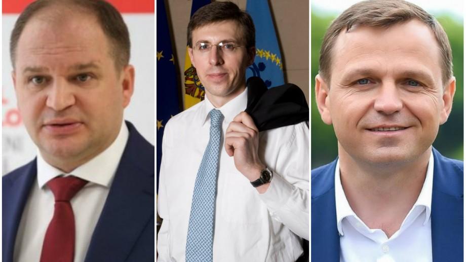 (video) Ceban vs Năstase vs Chirtoacă: Cum au răspuns aceștia la un test despre Chișinău
