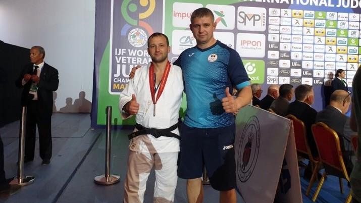 Sportivii moldoveni au cucerit patru medalii la Campionatul Mondial de judo între veterani