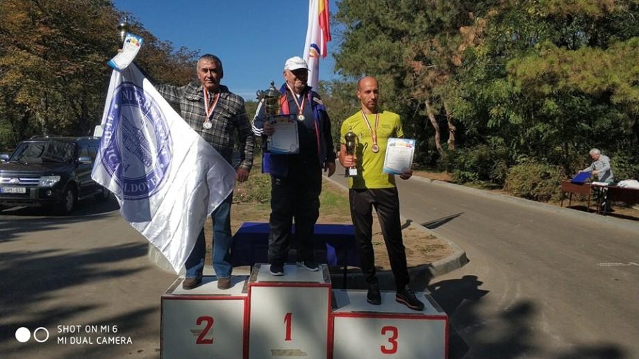 (foto) UTM s-a clasat pe locul II la Universiada Republicană la cursa de alergat