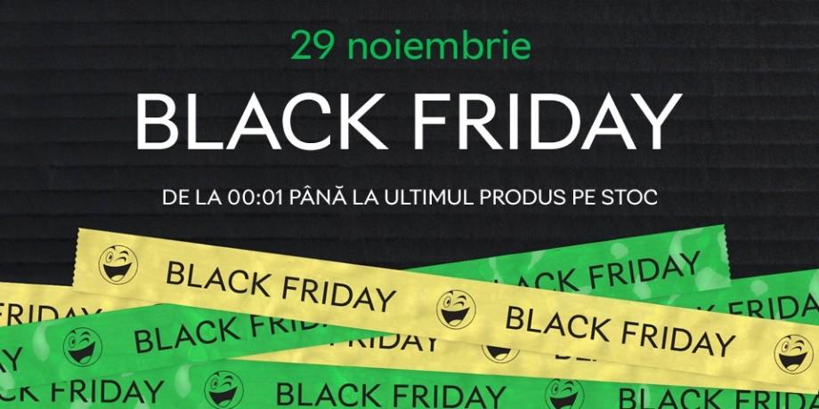Top produse cu o reducere imbatabilă de Black Friday pe Rozetka.md
