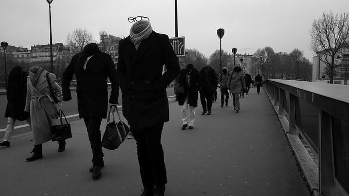 (foto) Experimentul unui artist polonez: Cum ar arăta străzile capitalelor Europene dacă oamenii ar fi invizibili