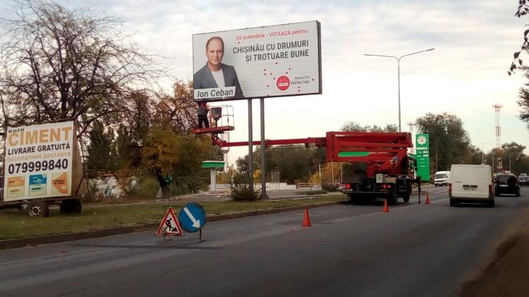 (doc) Chișinăul se va schimba la față? Lista promisiunilor pe care le-a făcut Ion Ceban în campania electorală