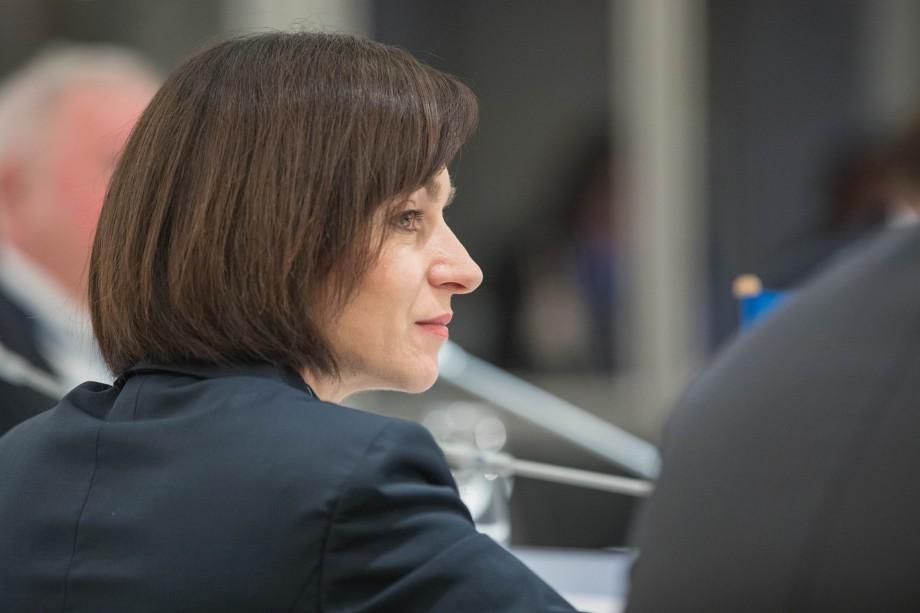 Zarurile au fost aruncate! Maia Sandu și-a angajat răspunderea pentru proiectul de lege cu privire la Procuratură