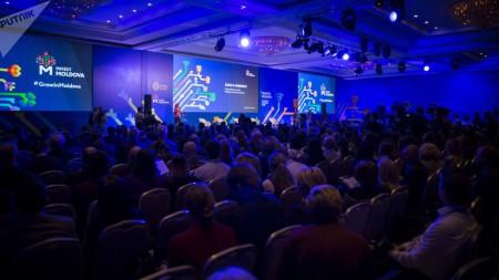 (foto) La Ocnița avut loc mult-așteptata inaugurare a Fântânei Cadânei