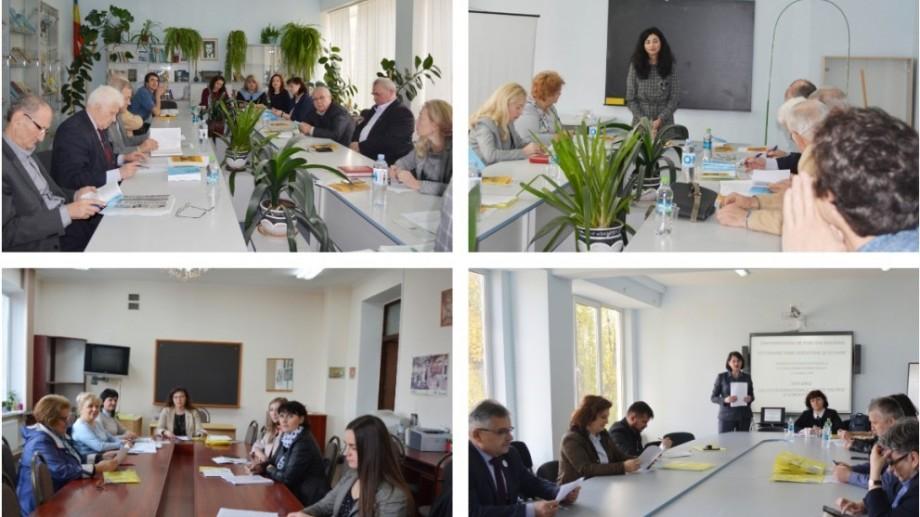 """La USM s-a desfășurat Conferința Științifică Națională cu participare internațională """"Integritate prin Cercetare și Inovare"""""""