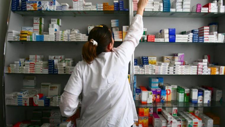 (doc) Timp de șase ani, produsele de pe piața farmaceutică s-au redus cu aproape de două ori