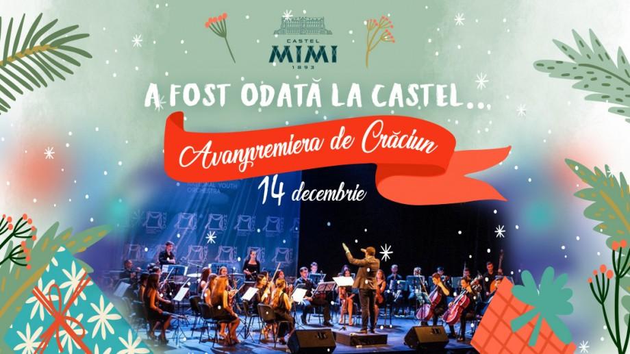 """""""A fost odată la Castel… Avanpremiera de Crăciun"""". Care este programul cultural al evenimentului"""
