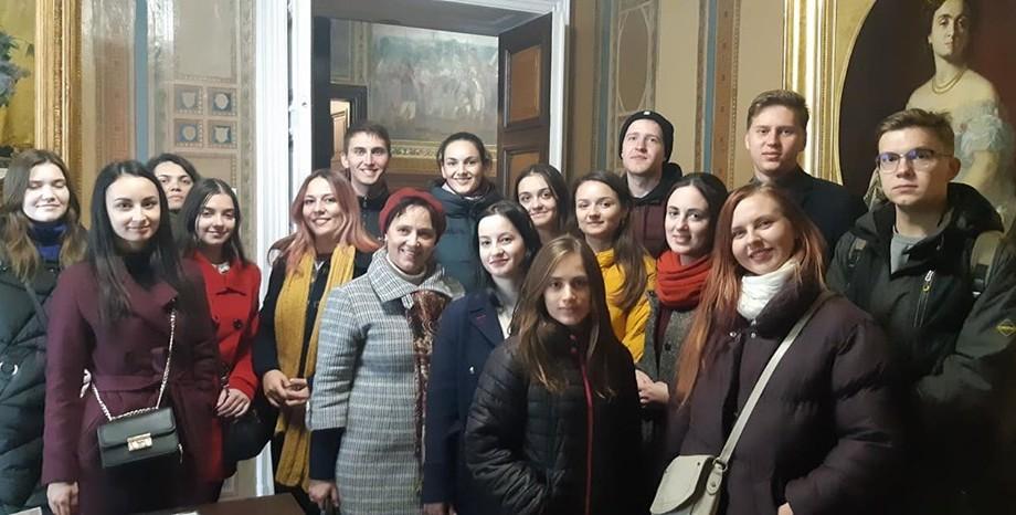 (foto) Studenții de la UTM au vizitat expoziția de packaging pentru Europa de Sud-Est