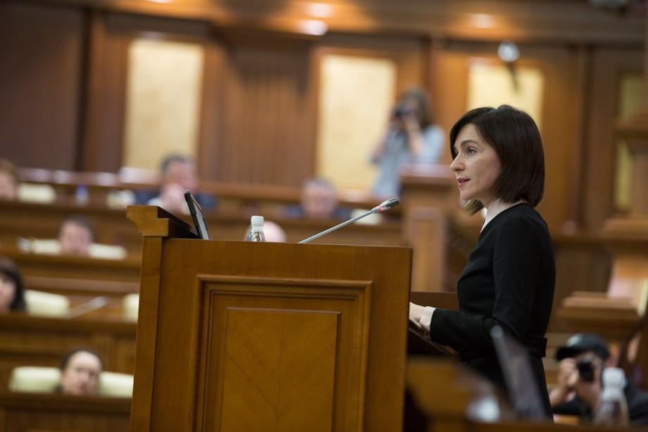 """Maia Sandu, cu o nouă propunere """"împăciuitoare"""" către PSRM: Arbitraj internațional"""