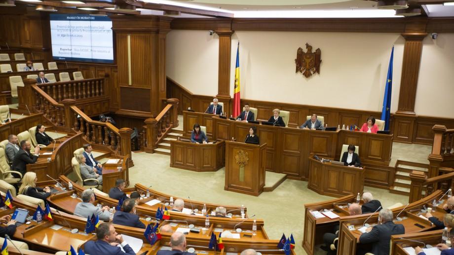 Deputații se vor aduna mâine, de la ora 10.00, să dezbată soarta guvernului Maia Sandu