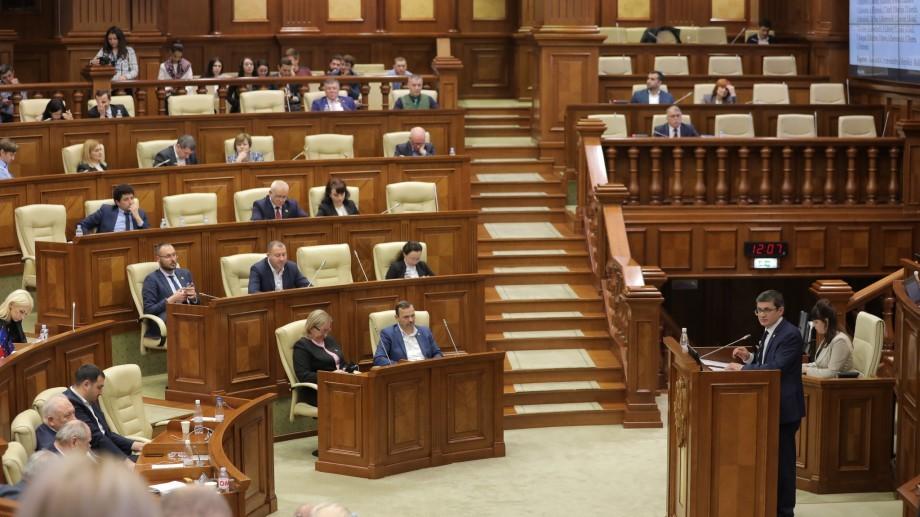 """""""Fruntaș PSRM mă întreba «Da' cine-i Flenchea ăsta»."""" Cum au reacționat deputații din Blocul ACUM după formarea noului guvern"""