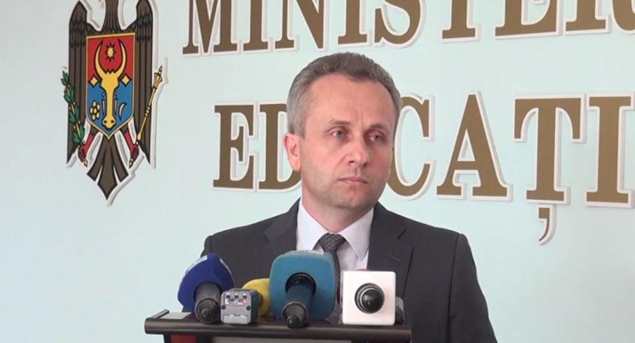 """Ministerul Educației, Culturii și Cercetării are un nou secretar general. Maia Sandu: """"Este eroul bacalaureatului"""""""
