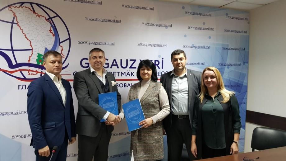 Universitatea Tehnică a Moldovei a încheiat un nou acord de colaborare cu Direcția Generală Învățământ Găgăuzia