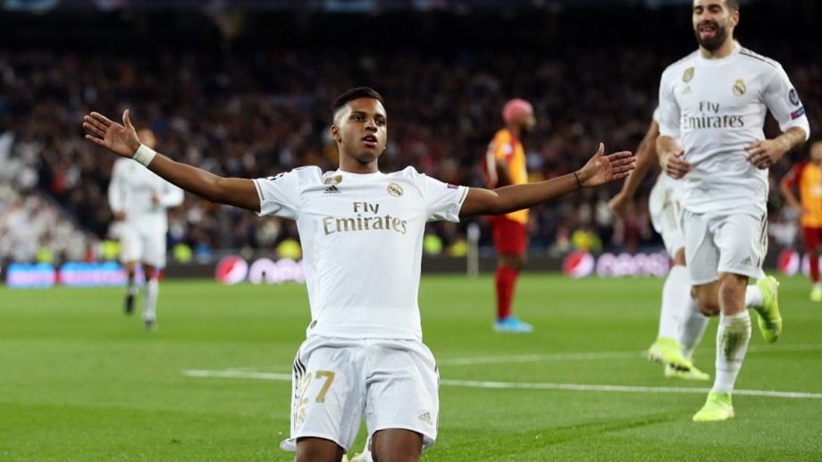 (video) Rezumate Champions League 6.11.2019: Puștiul Rodrygo marchează trei din cele șase goluri ale Realului