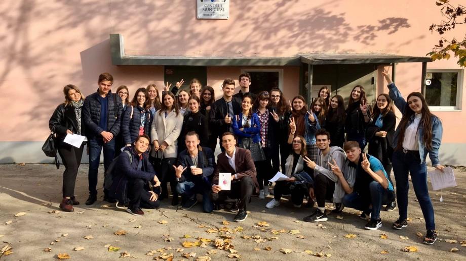 """""""Implică-te și vei reuși"""". Care este programul Săptămânii Naționale a Tineretului, organizată la Chișinău"""