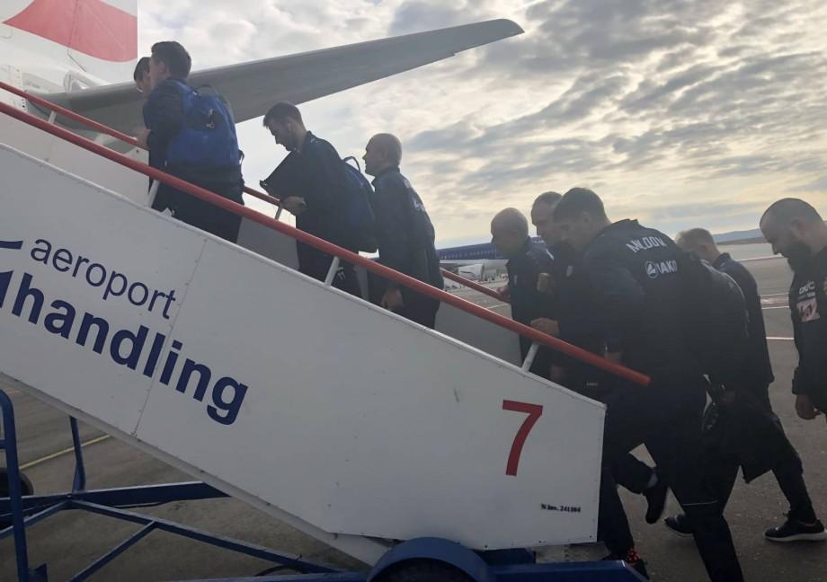 (foto) Echipa Țării s-a deplasat în Franța. Cine sunt fotbaliștii convocați pentru meciul Franța – Moldova