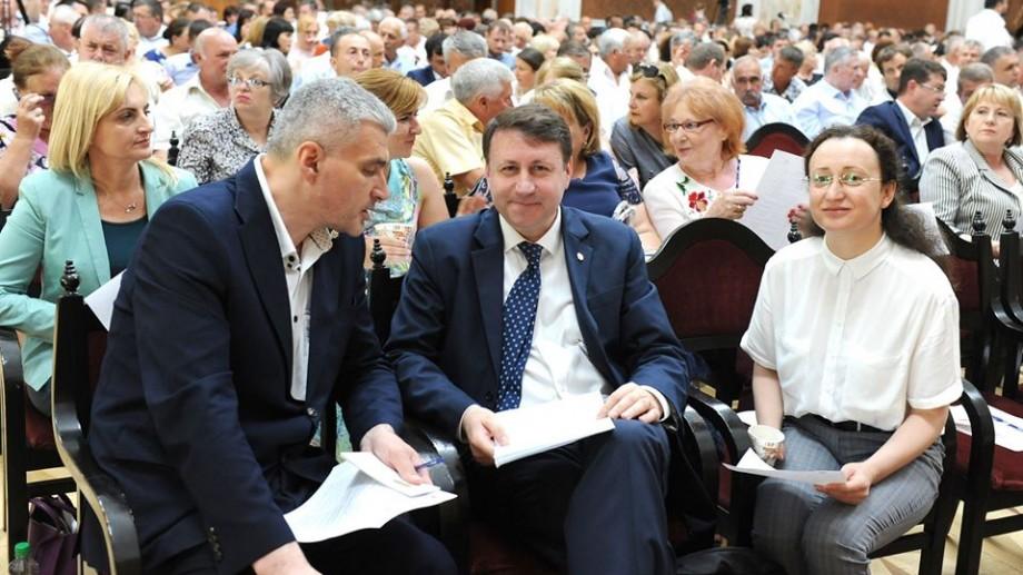 PPDA și l-a ales vicepreședinte pe ex-ambasadorul Igor Munteanu