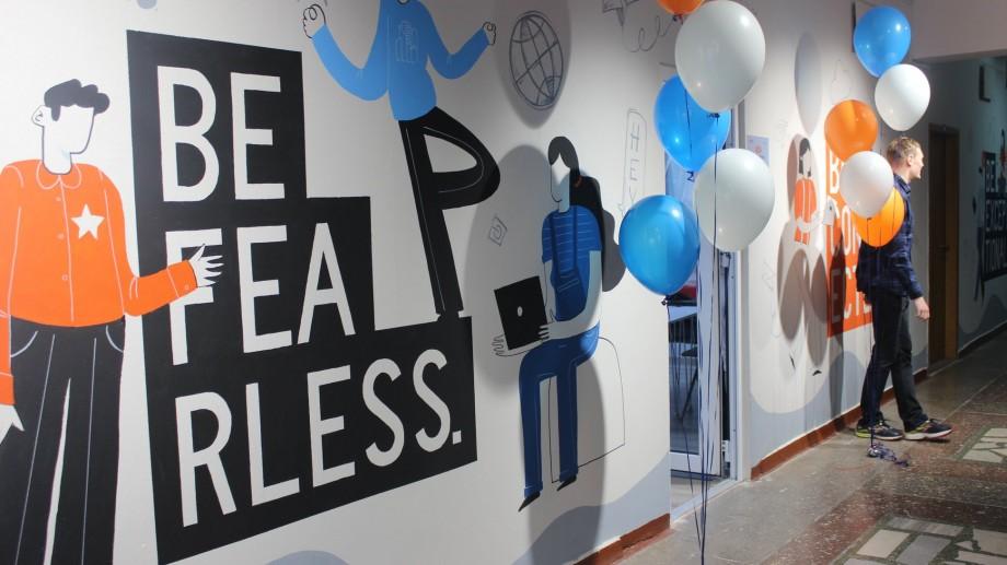 (foto) ASEM găzduiește un nou laborator IT, în parteneriat cu Endava