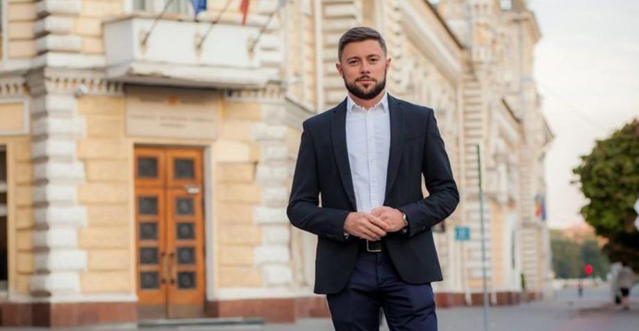 Victor Chironda a fost ales viceprimar al Chişinăului. Vezi CV-ul și promisiunile acestuia pentru Capitală